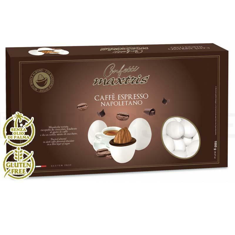 maxtris confetti maxtris caffe' espresso napoletano - 1 kg