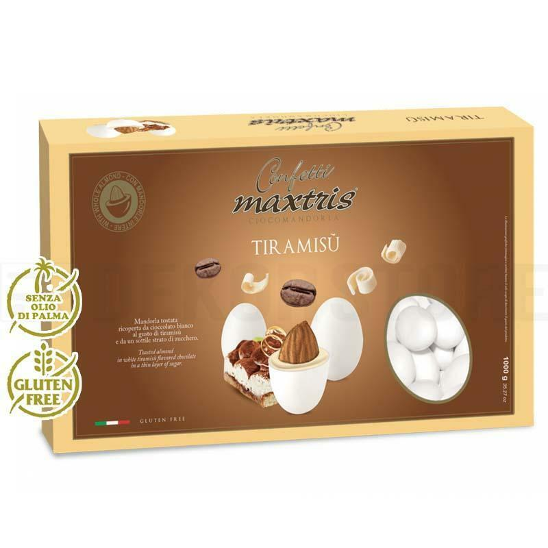 maxtris confetti maxtris tiramisu' - 1 kg
