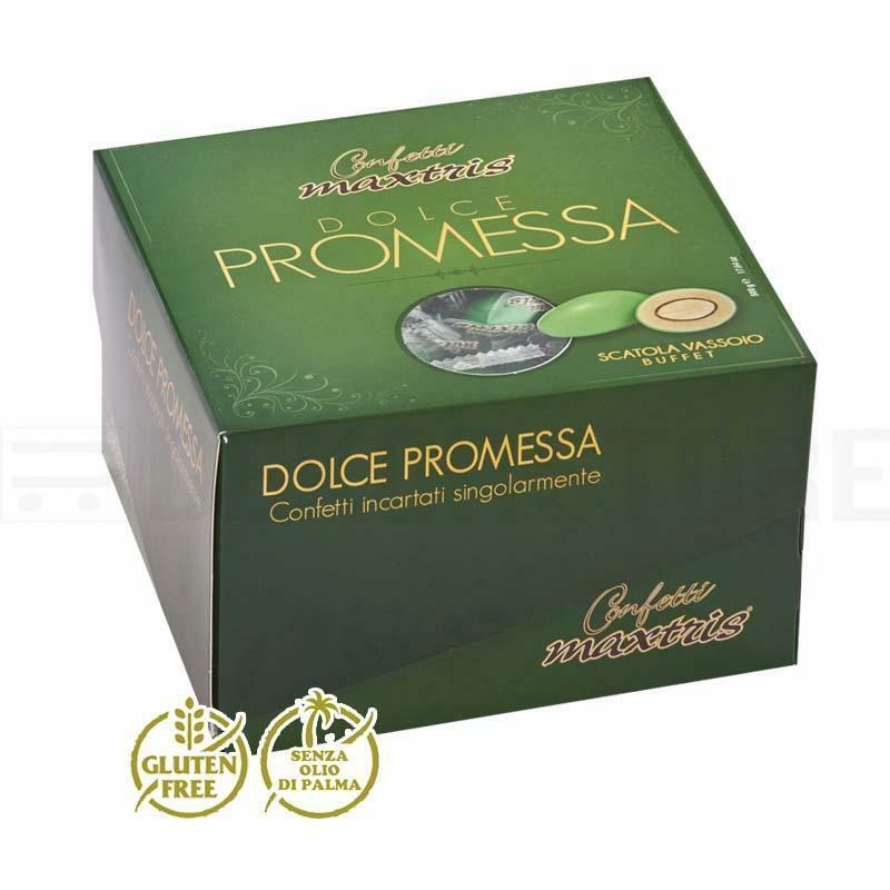 maxtris maxtris dolce promessa vassoio - confetti  (500gr)
