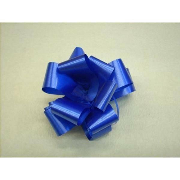 coccarda rapida 30mm (10pz) blu