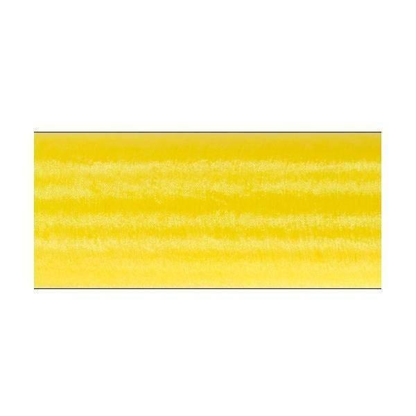 organza giallo - 47 cm x 10 yd