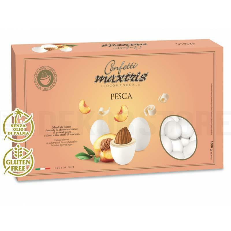 maxtris confetti maxtris pesca - 1 kg