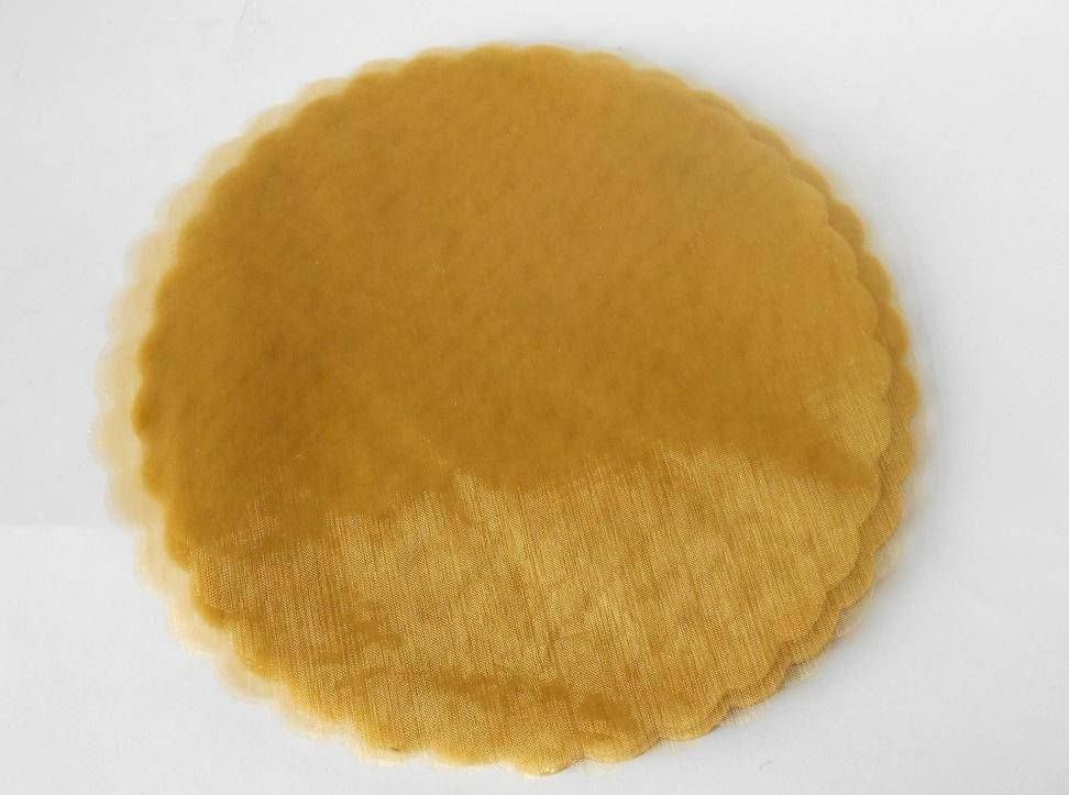 velo di fata oro (24 cm x 50 pz)