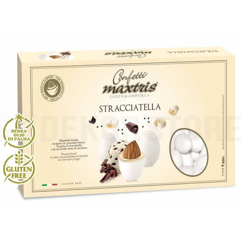 maxtris confetti maxtris stracciatella - 1 kg