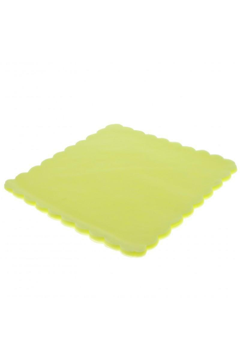 velo di fata quadrato giallo (23 cm x 50 pz)