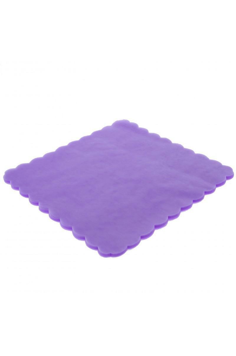 velo di fata quadrato lilla (23 cm x 50 pz)