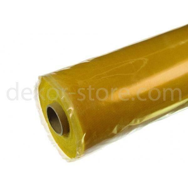 tovaglia tnt 80cm x 20mt (60gr/mq) giallo