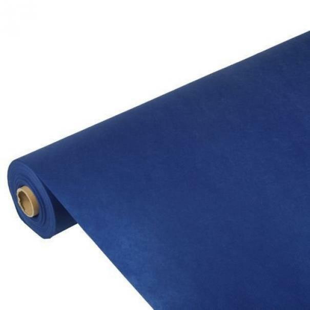tovaglia tnt 80cm x 20mt (60gr/mq) blu