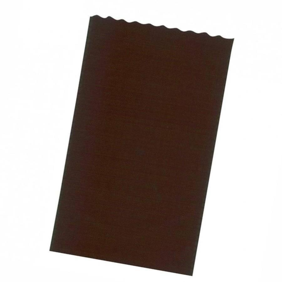 dol24 srl sacchetto tnt 15x25 cm smerlato - cioccolato