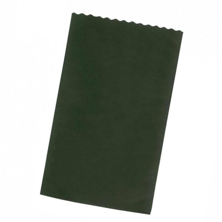 dol24 srl sacchetto tnt 15x25 cm smerlato - verde scuro