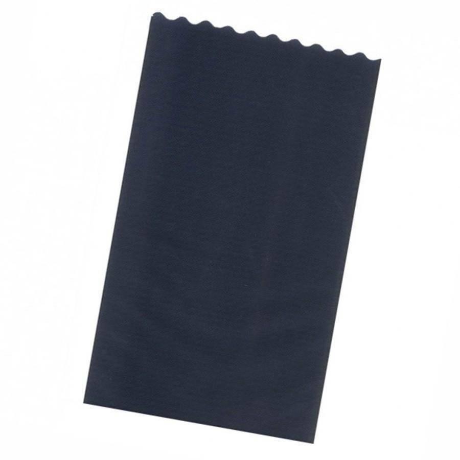 dol24 srl sacchetto tnt 18x50 cm smerlato - nero