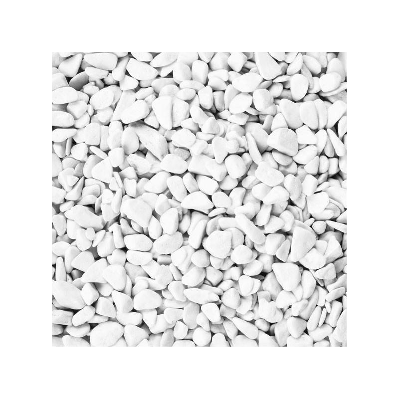 eurosand eurosand ghiaia 6-8 mm - bianco (1kg)