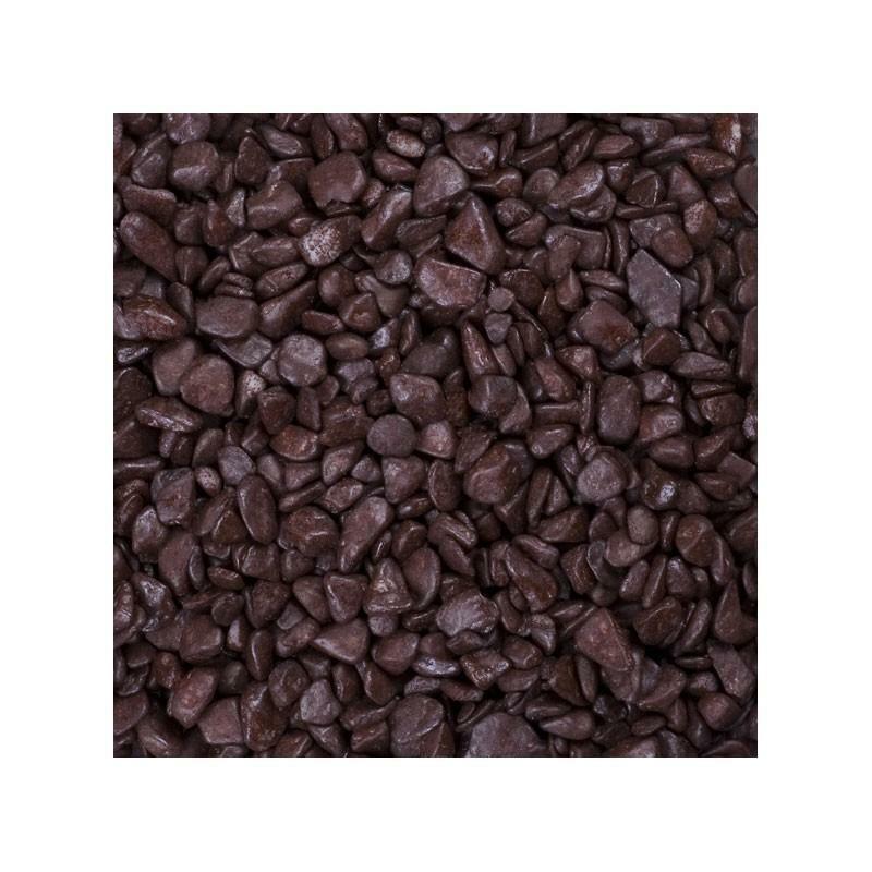 eurosand eurosand ghiaia 6-8 mm - caffe' (1kg)
