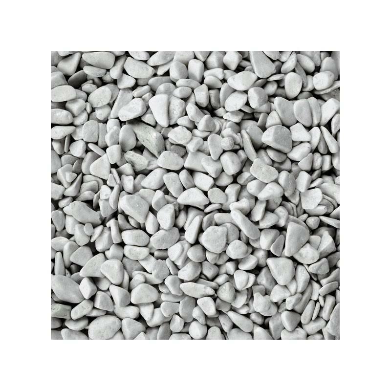 eurosand eurosand ghiaia 6-8 mm - grigio (1kg)