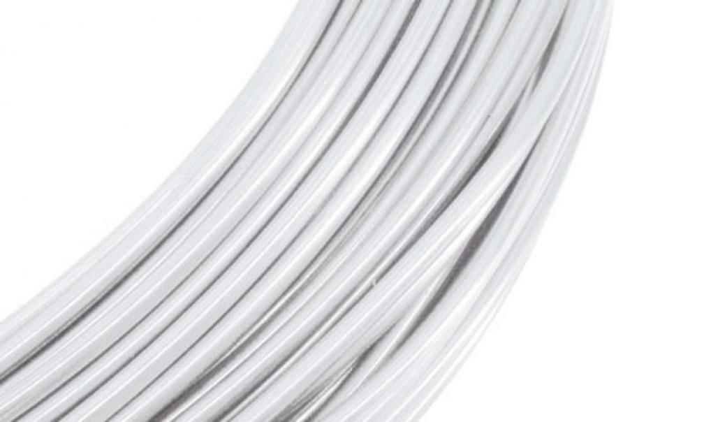 alluminio bianco 2 mm x 12 metri