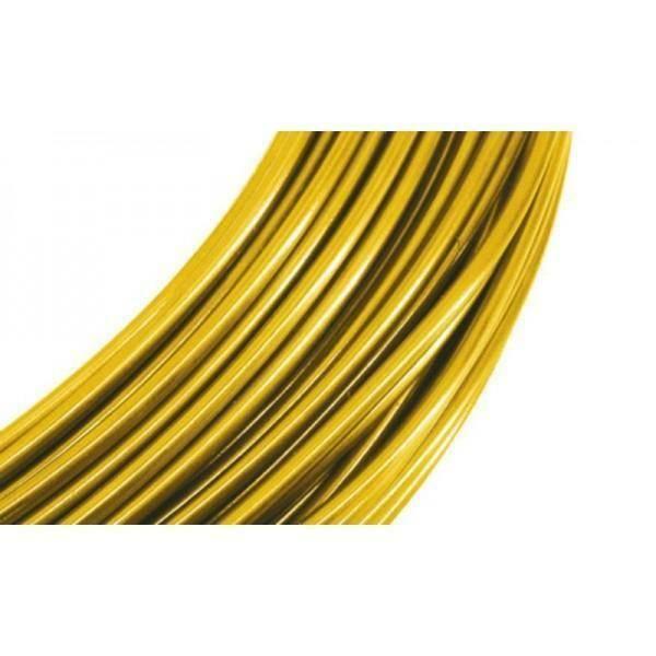 alluminio oro da 5 mm (9.5metri)