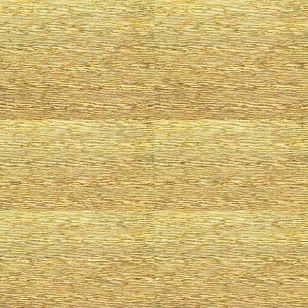 carta crespata metallizzata oro professionale da 180gr (50 x 250cm)