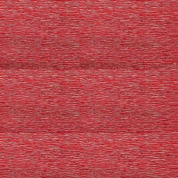 carta crespata metallizzata rosso 180gr (50 x 250 cm)