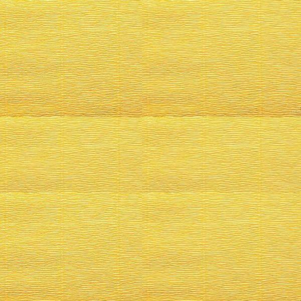 cartotecnica rossi cartotecnica rossi carta crespata giallo professionale da 180gr (50 x 250cm)