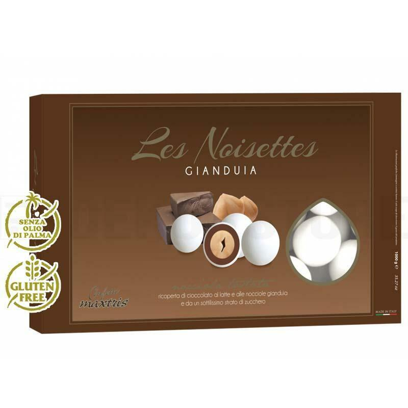 maxtris confetti maxtris les noisettes gianduia - 1 kg