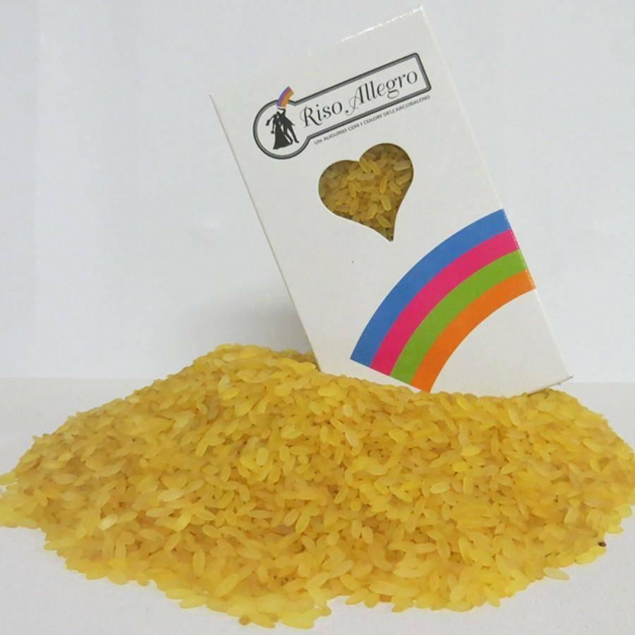 riso allegro giallo 230 gr