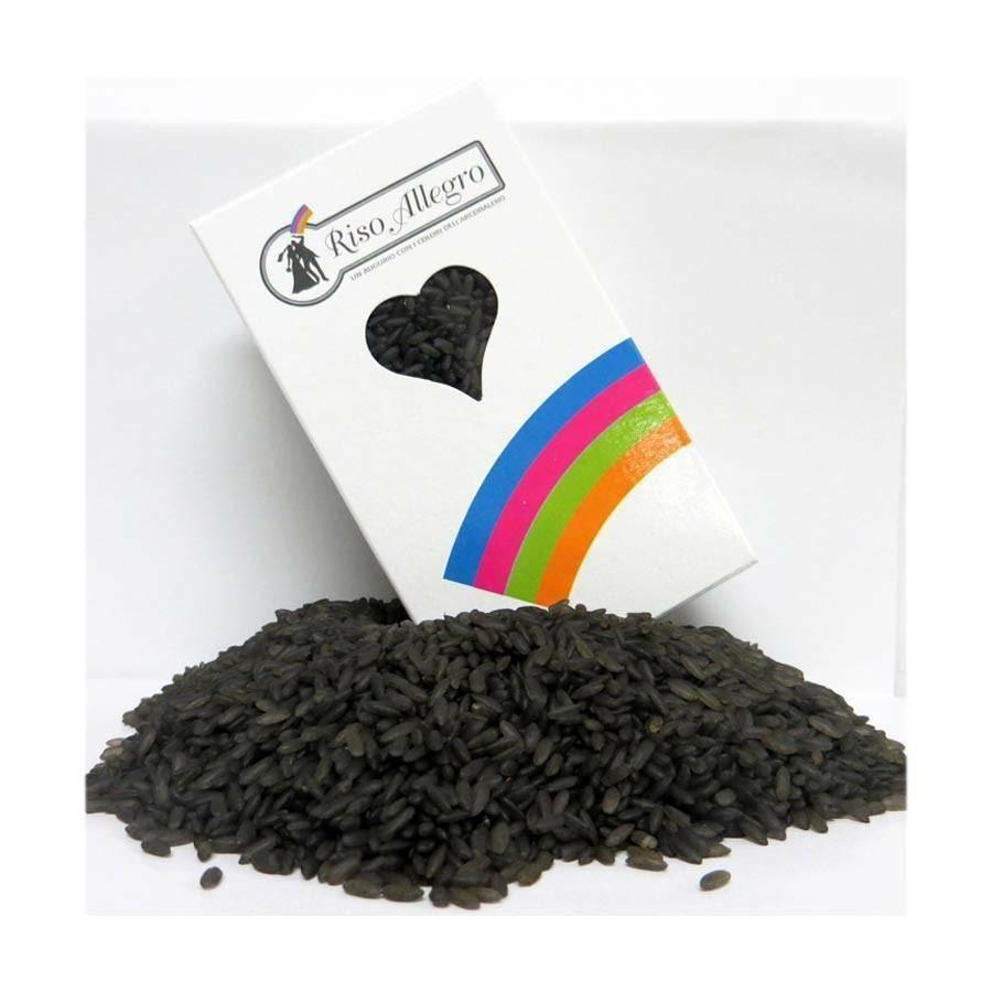 riso allegro nero 230 gr