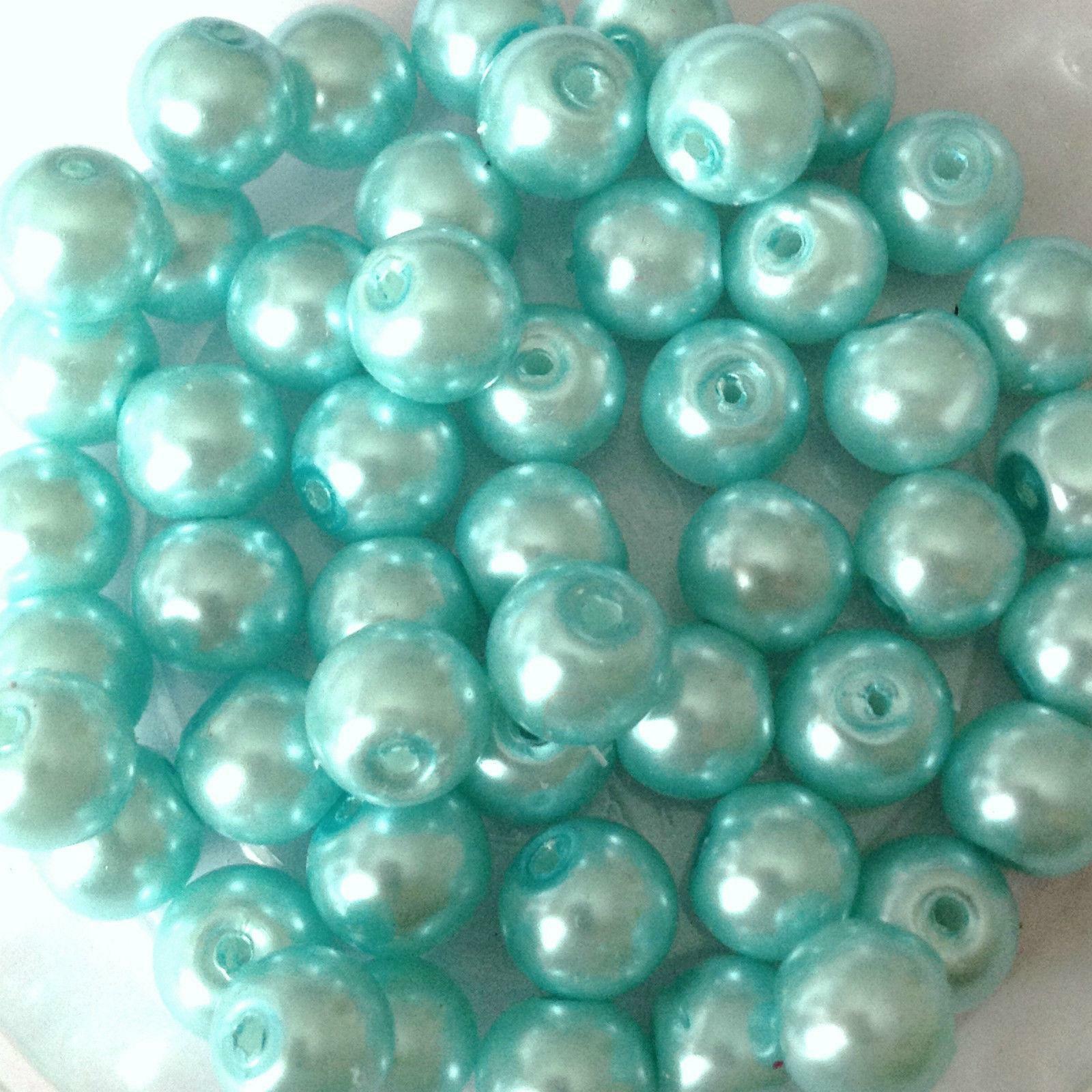 dol24 srl dol24 perle decorative 8 mm tiffany - 250 pz