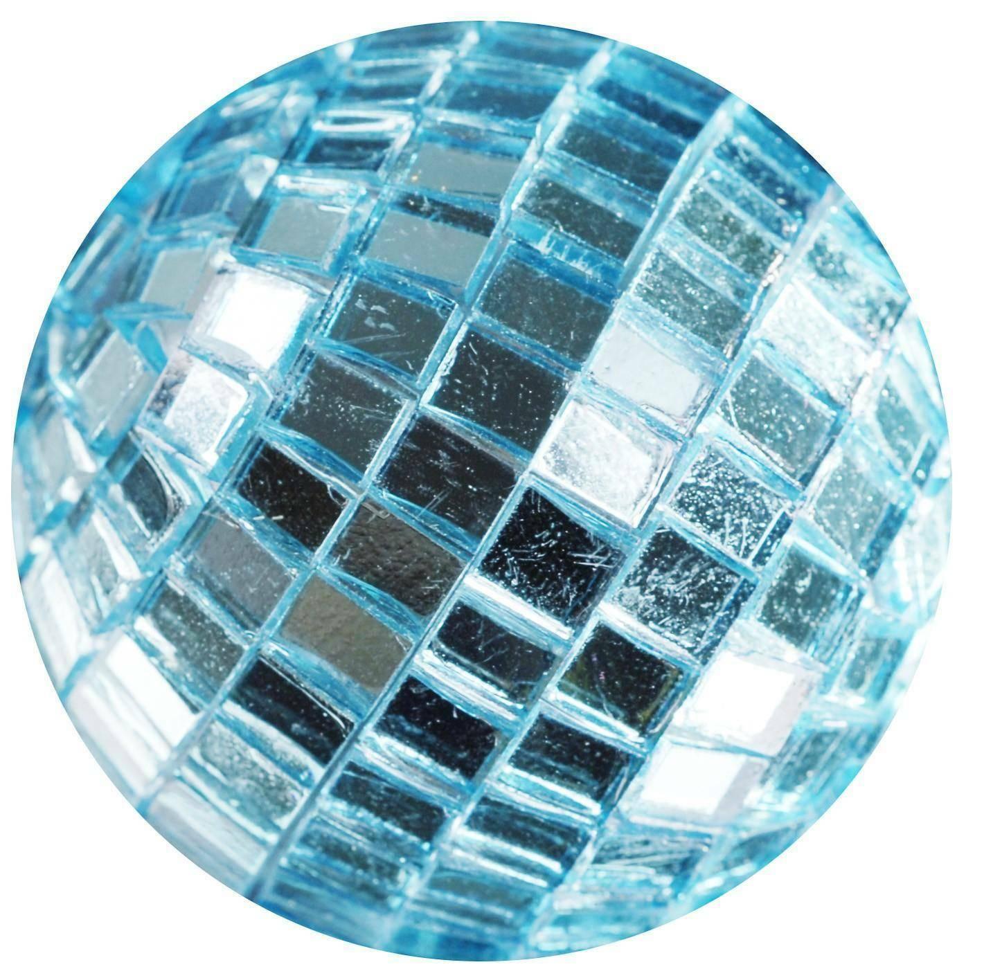 eurosand sfere di specchio celeste 20 mm - 30 pz