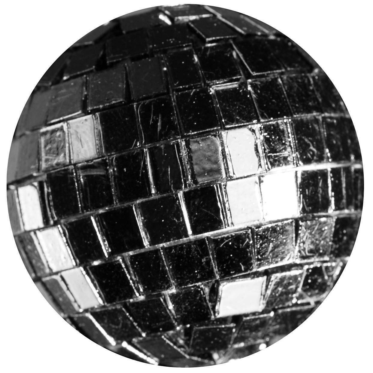 eurosand sfere di specchio nero 20 mm - 30 pz