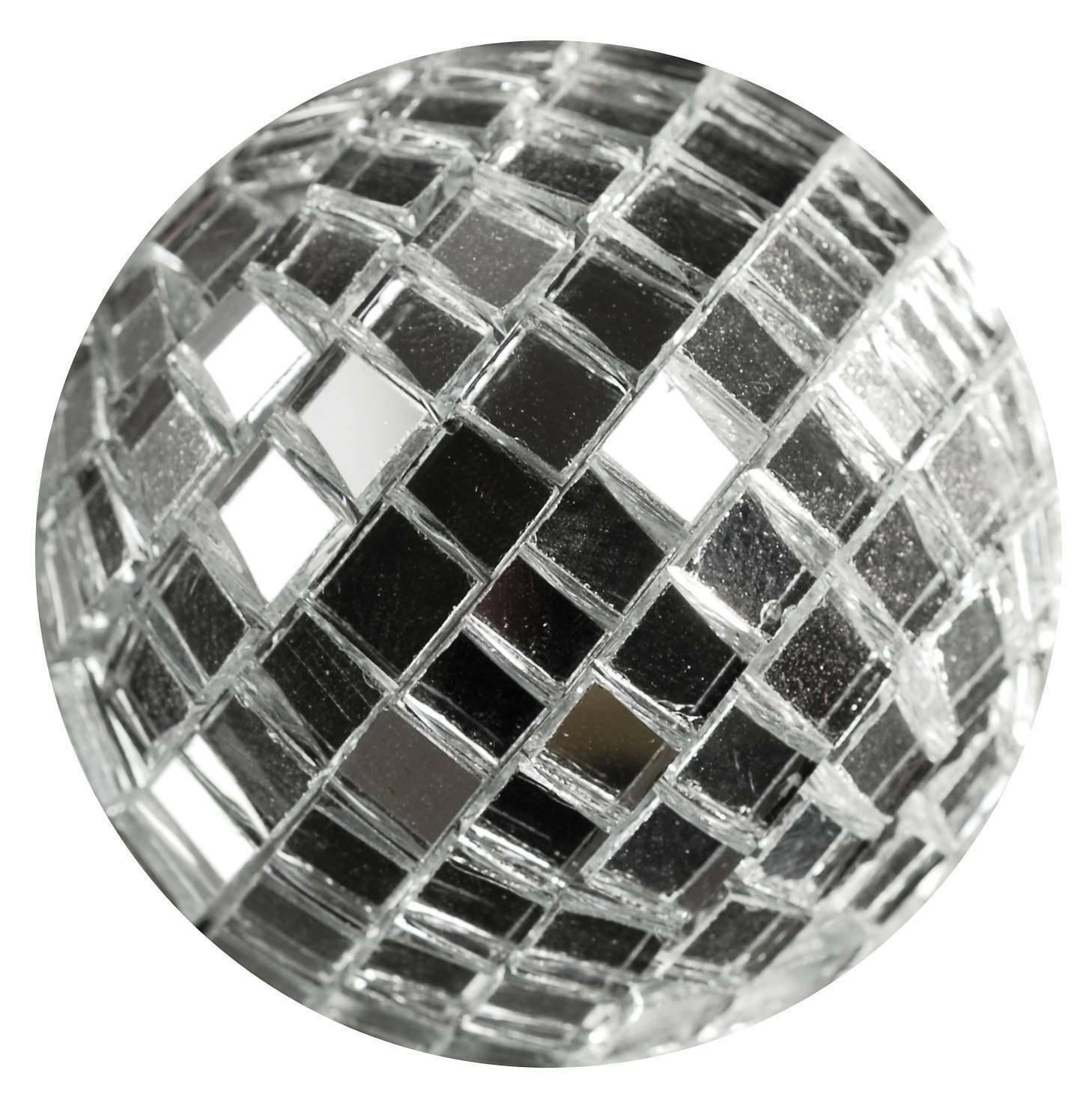 eurosand eurosand sfere di specchio argento 40mm