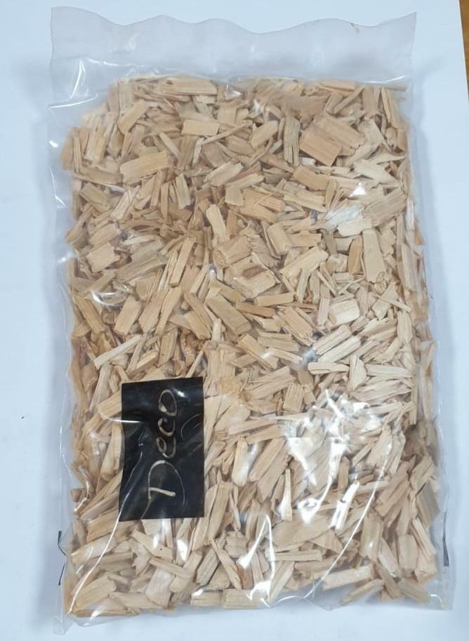 eurosand scaglie di legno colorate naturale 10-20 mm - 1 lt