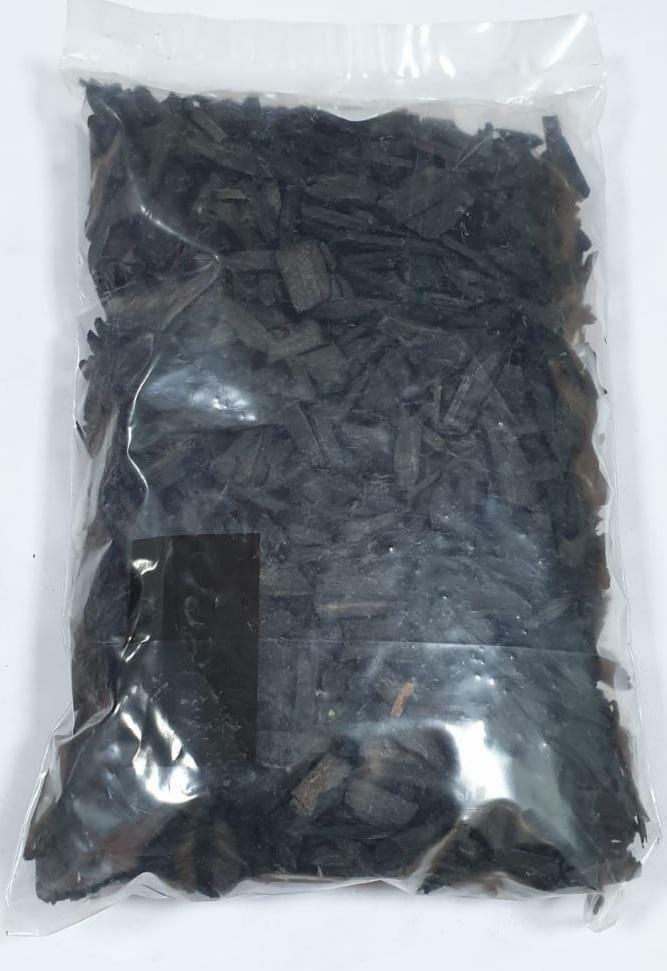 eurosand scaglie di legno colorate nero 10-20 mm - 1 lt