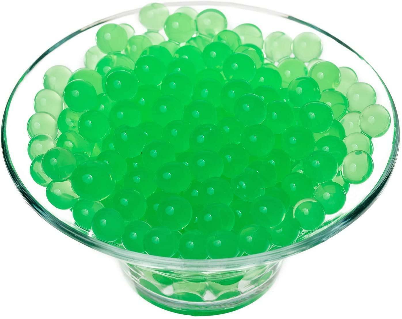 eurosand perle in gel 8-12 mm verde - 700 ml