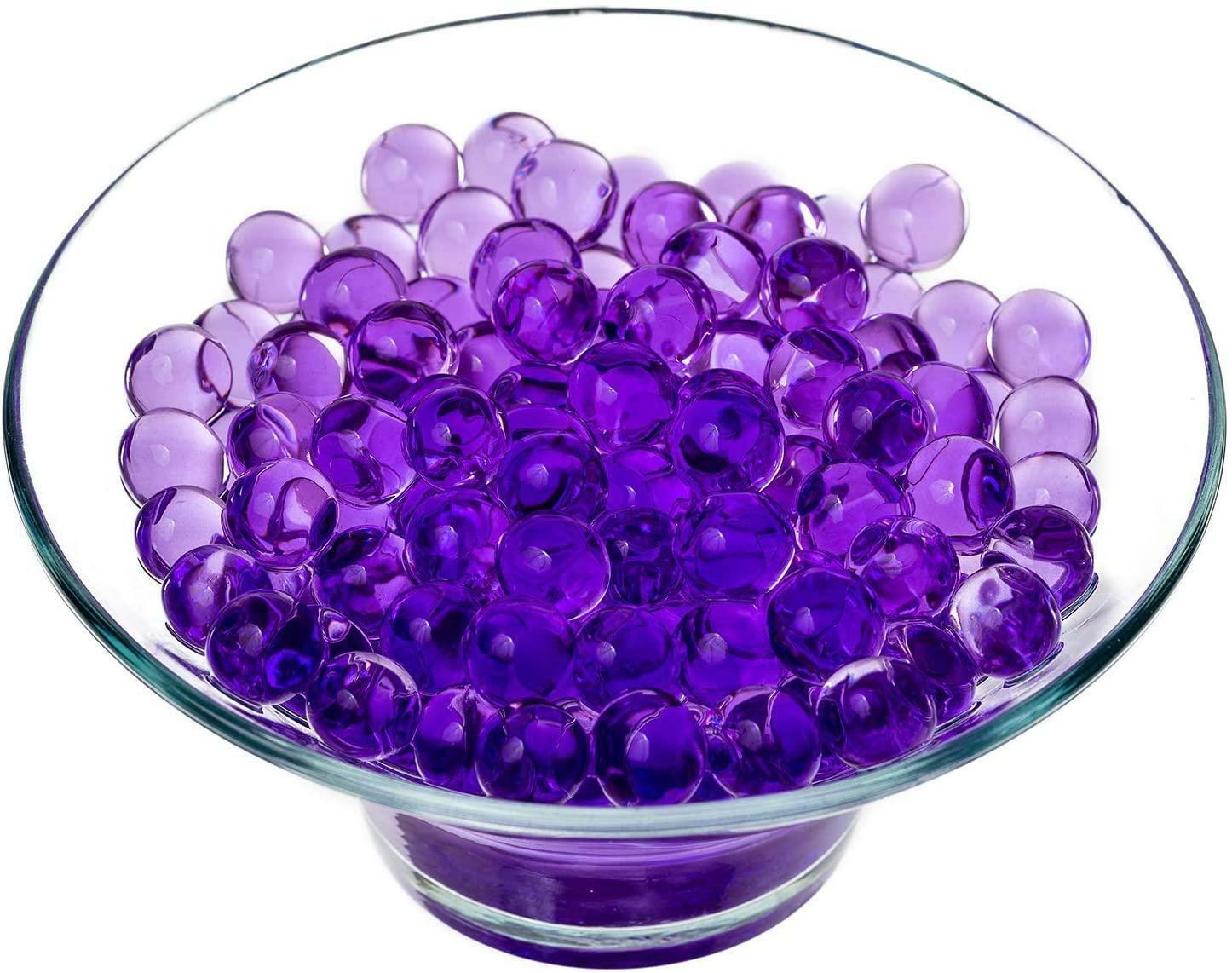 eurosand perle in gel 8-12 mm viola - 700 ml