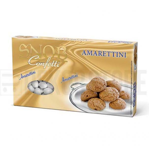 crispo confetti crispo amaretti - snob 500 gr