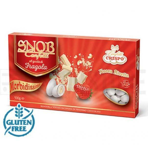 crispo confetti crispo fragola - snob 500 gr