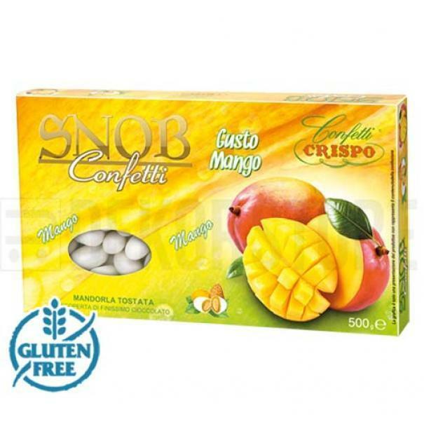 crispo crispo mango - snob confetti  500 gr.