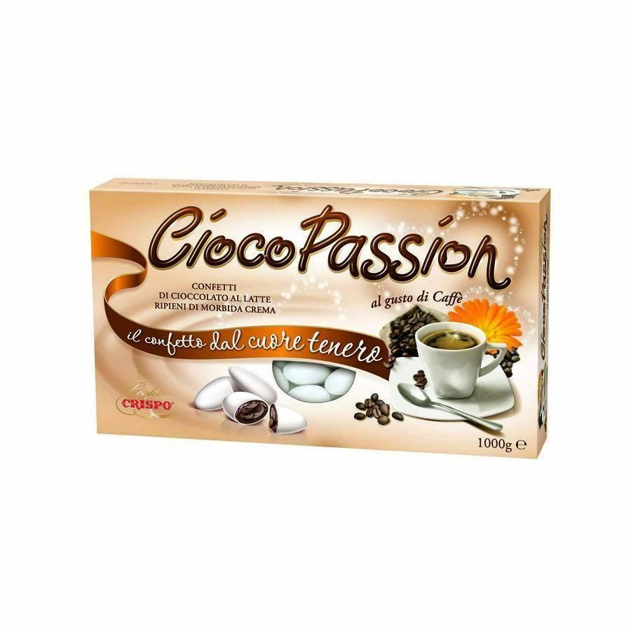 crispo crispo caffe' - ciocopassion confetti  1 kg