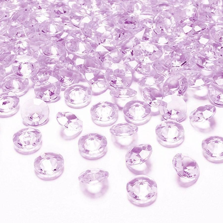 eurosand diamanti in pvc rosa 12 mm (100 ml - 170 pz ca)