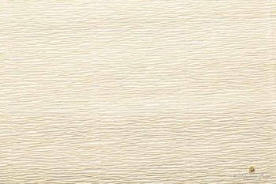 cartotecnica rossi cartotecnica rossi carta crespata crema 180gr (50 x 250cm)