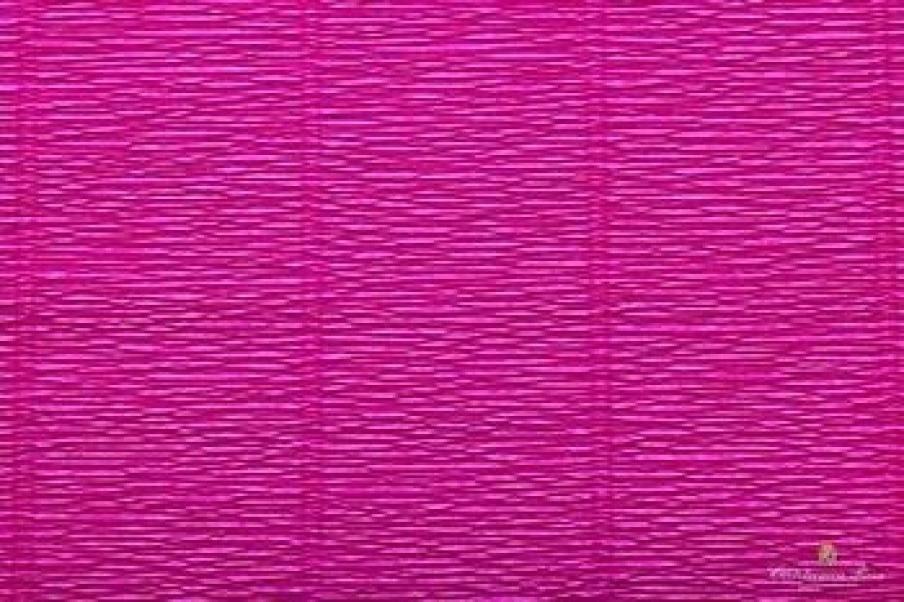 cartotecnica rossi cartotecnica rossi carta crespata viola ciclamino professionale da 180gr (50 x 250cm)