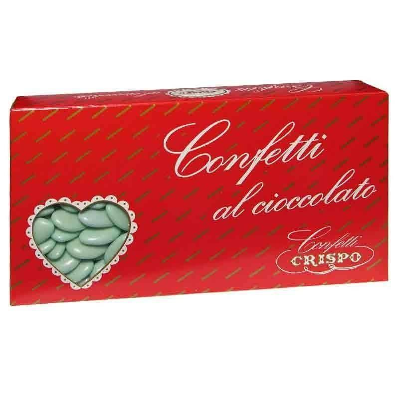crispo crispo tiffany - confetti al cioccolato fondente 1 kg