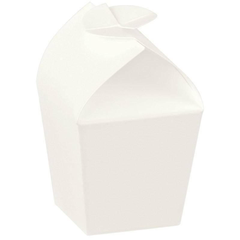 scotton spa coppetta porta confetti white 33x33x65 mm - 10 pz