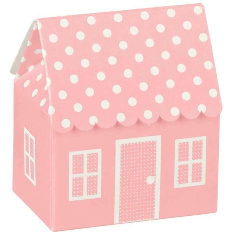 scotton spa casetta atelier rosa 60x40x70 mm - 10 pz