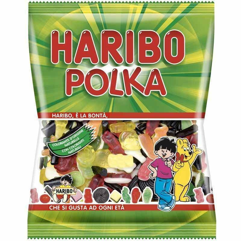haribo haribo polka mix - 200gr