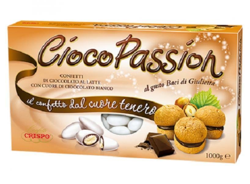 crispo baci di giulietta - ciocopassion confetti crispo 1 kg