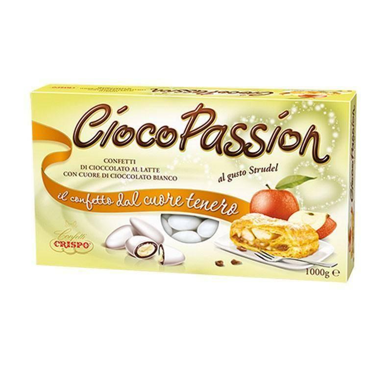 crispo strudel - ciocopassion confetti crispo 1 kg