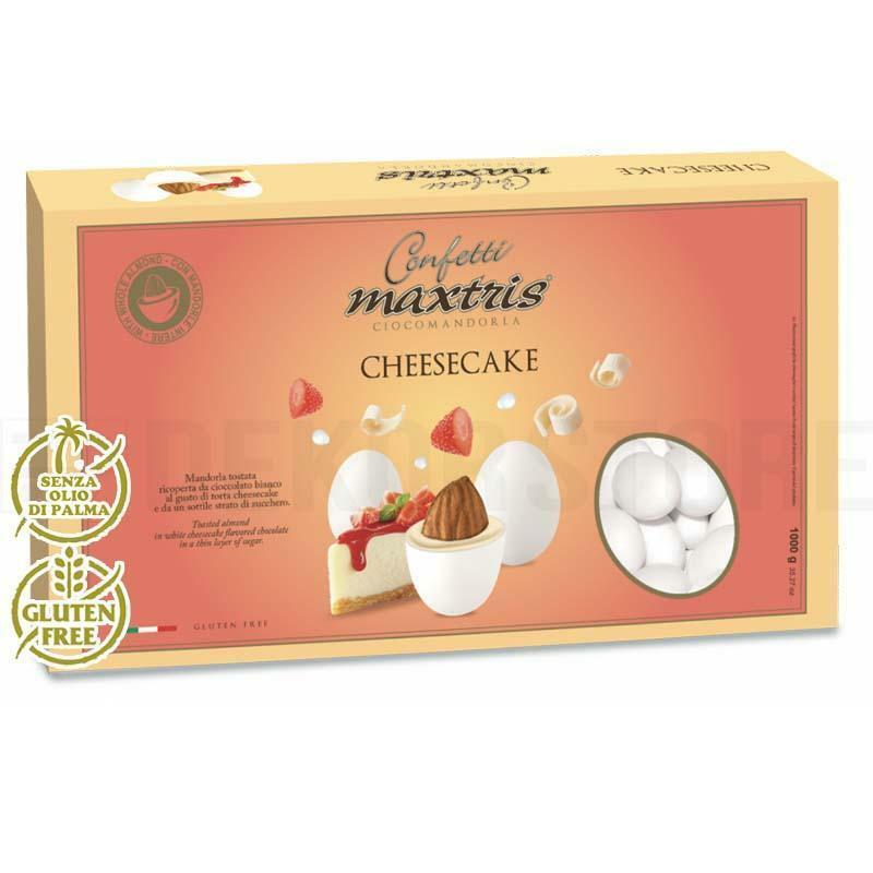 maxtris confetti maxtris cheesecake - 1 kg