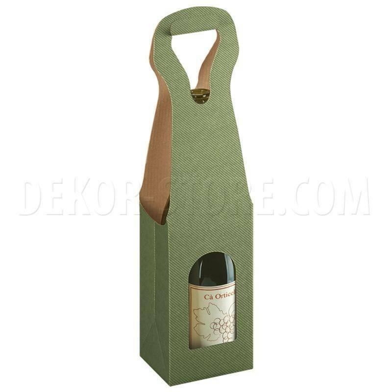scotton spa scotton spa scatola 1 bottiglia con maniglia - linea verde - bag new