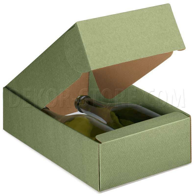 scotton spa scotton spa cantinetta 2 bottiglie 340x185x90 mm - verde